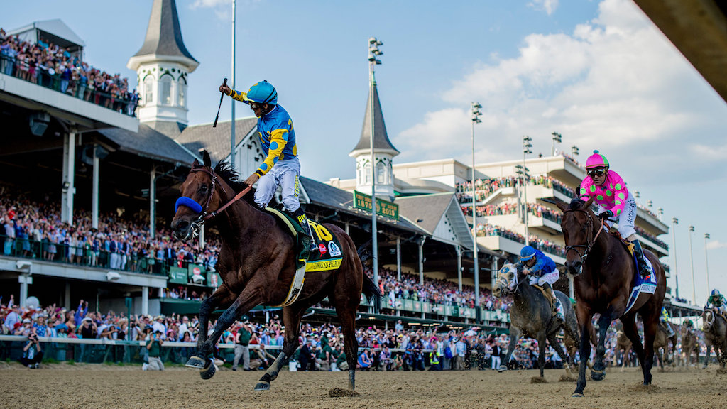 A Look at the 2021 Triple Crown