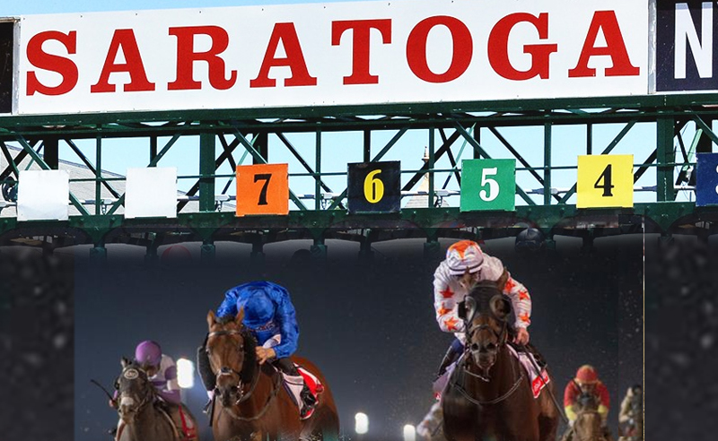 Big Races at Saratoga This Weekend